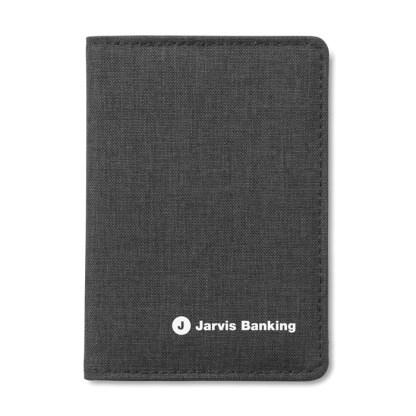 2 tone Credit card holder