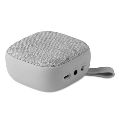 Square BT Speaker in fabric