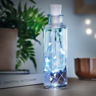 LED light bottle stopper