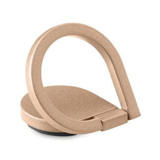 Phone holder-stand ring