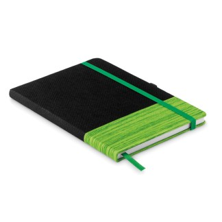 A5 Notebook 80 pages lined