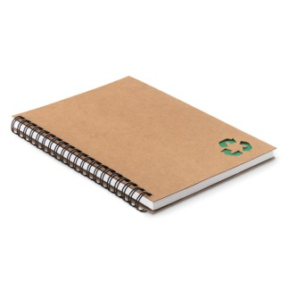 70 lined sheet ring notebook
