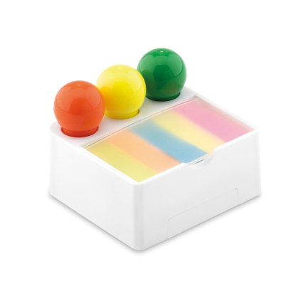 3 colour wax highlighter