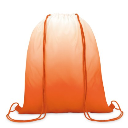 210D polyester drawstring bag