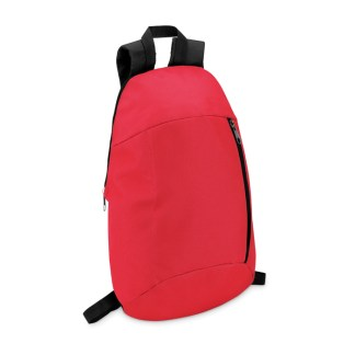 Backpack with front pocket