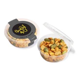 Eco Range – Eco Midi Pot - Salt & Pepper - Veggie Protein Snacks