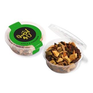 Eco Range – Eco Midi Pot - Apple & Cinnamon Snacks