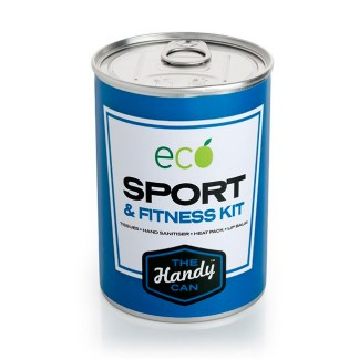 Sport & Fitness Hand Can Kit