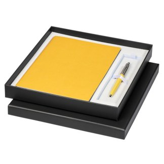 Parker gift set with A5 notebook