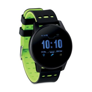 Bluetooth low-energy sports smartwatch