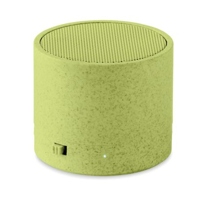 Round Bass+ Eco Bluetooth Speaker