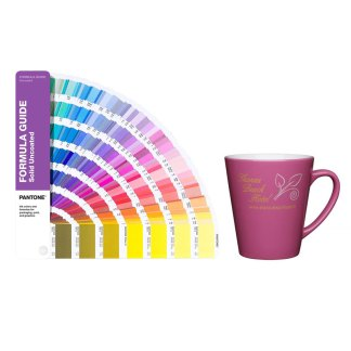 Latte ColourCoat Mug