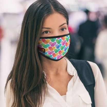 Promotional face mask