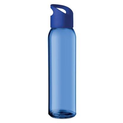 Praga glass water bottle