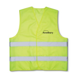 Budget high-vis with Class 2 tape