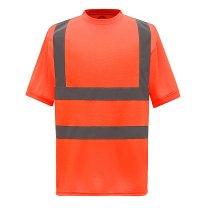 Hi-vis short sleeve T-shirt