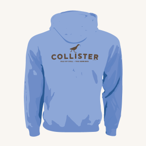 Collister Zip Hoody