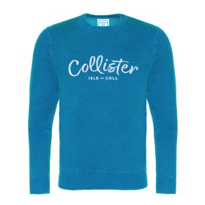 Collister Sweatshirt - Island Sapphire