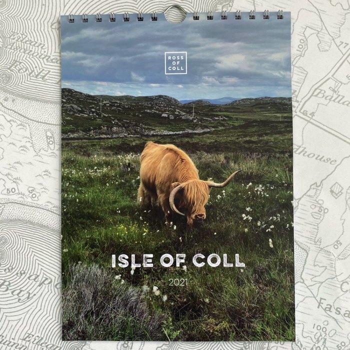 Isle of Coll Calendar 2021
