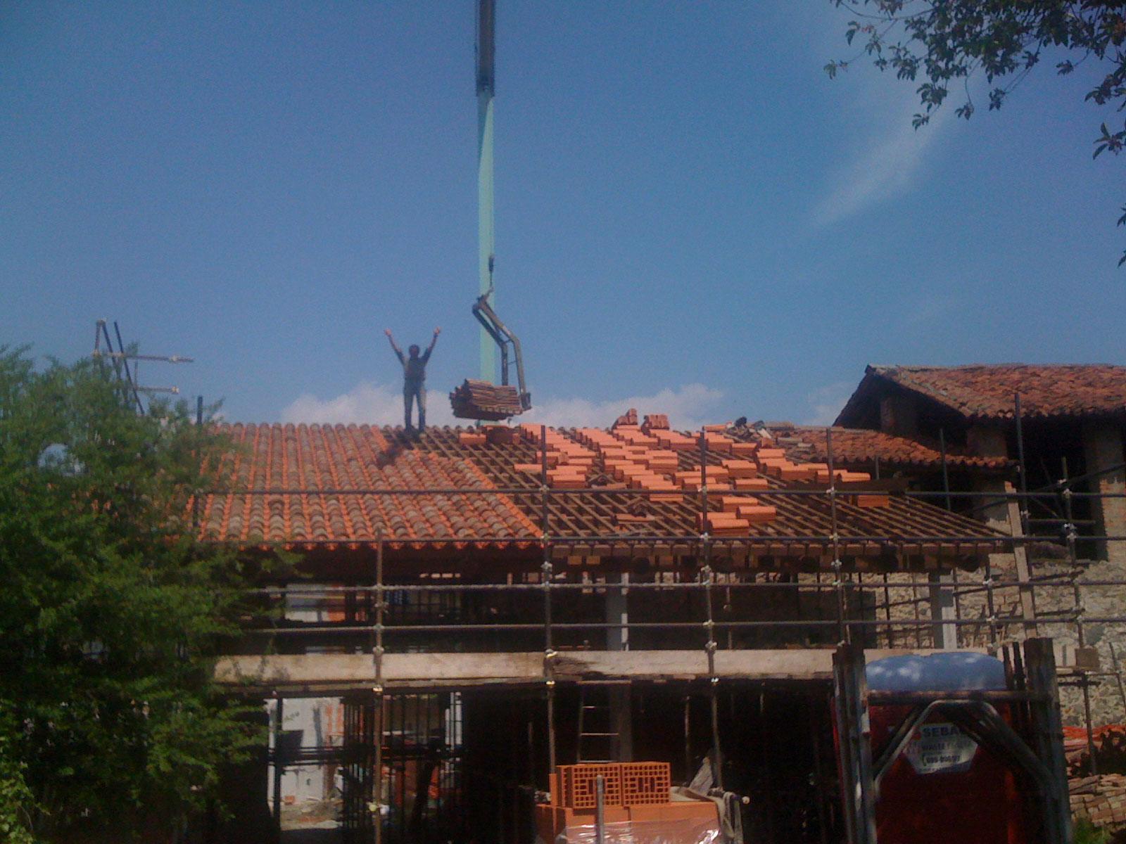 Quanto Costa Rifare Il Tetto rifare il tetto - rosso service - ivrea