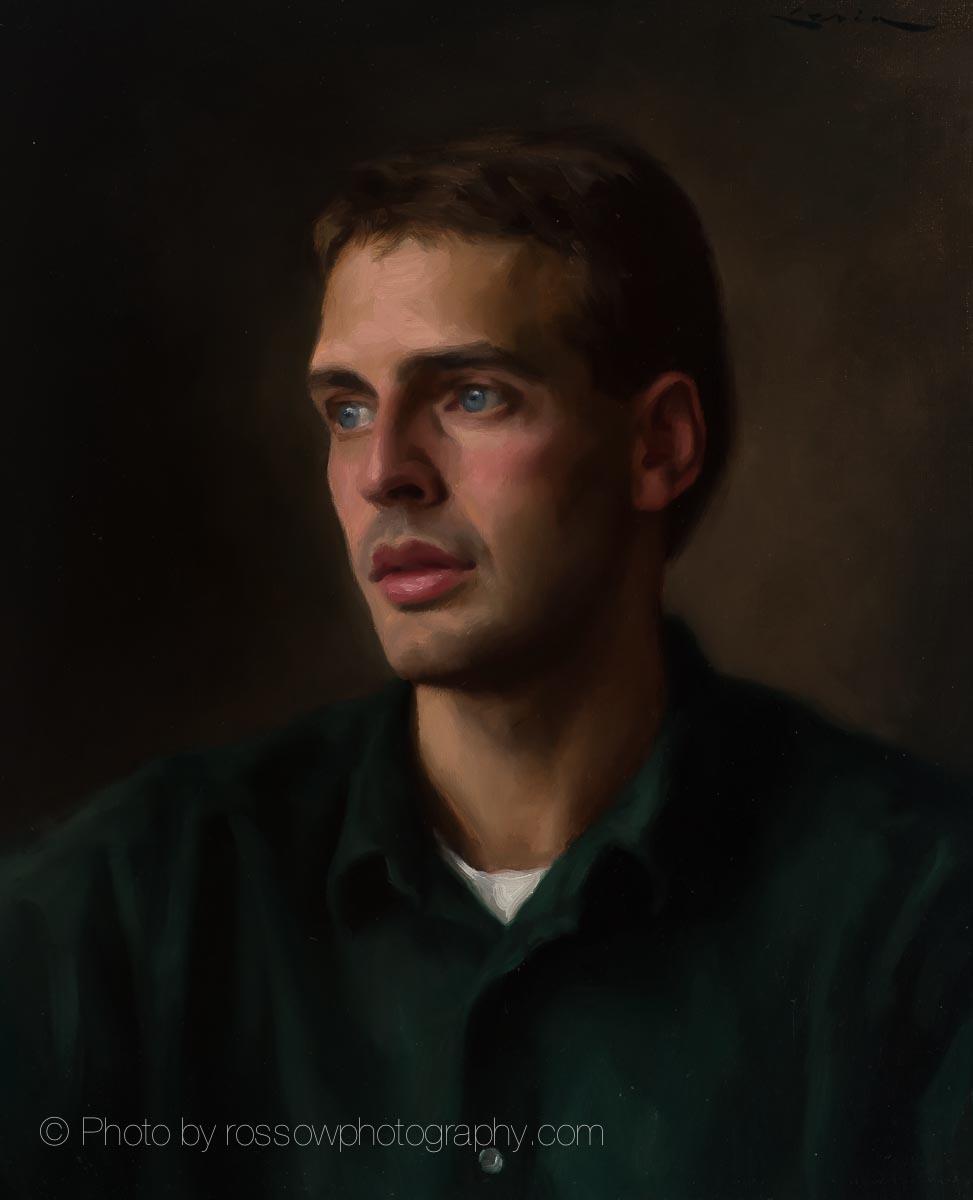 Portrait of Eric