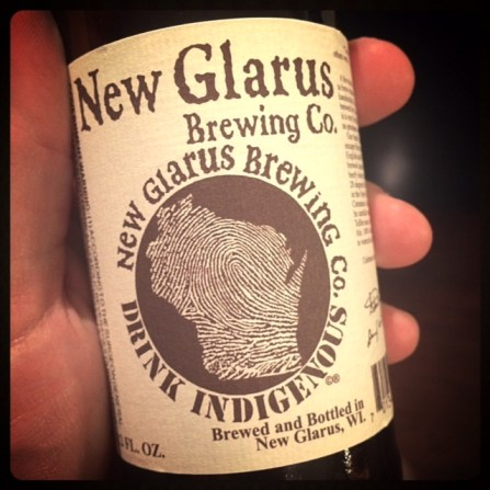 New Glarus Spiced Ale