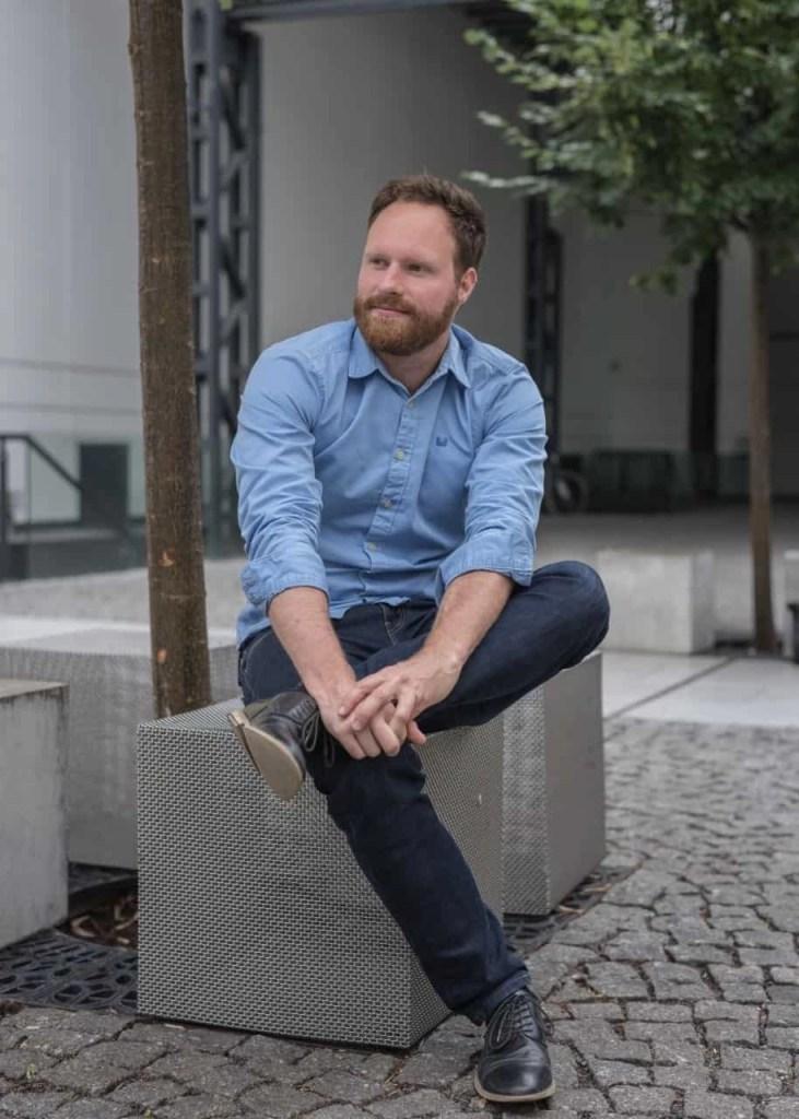 Rossum's CEO and founder Tomas Gogar