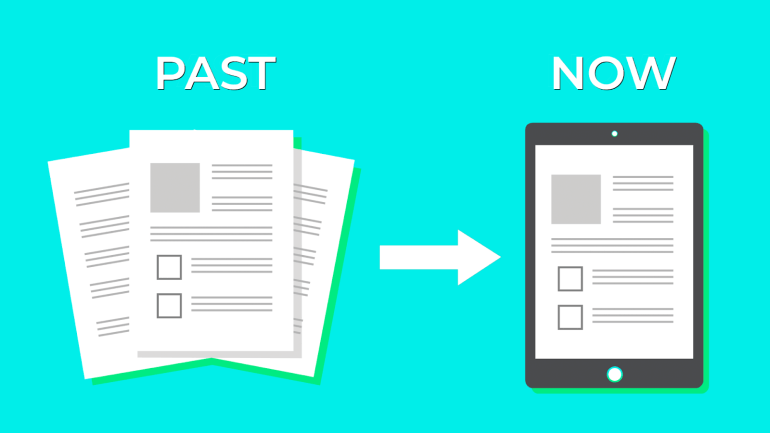 Invoice automation technologies are helping make the paperless office a reality.