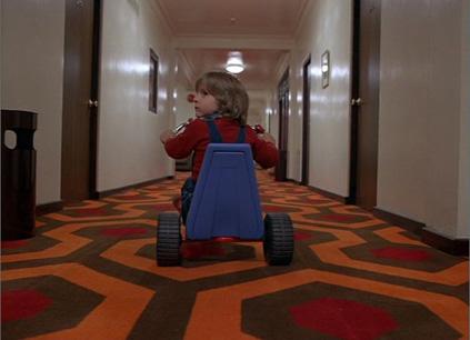 Super Mario Kart had taken a sinister turn