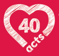 40 Acts logo