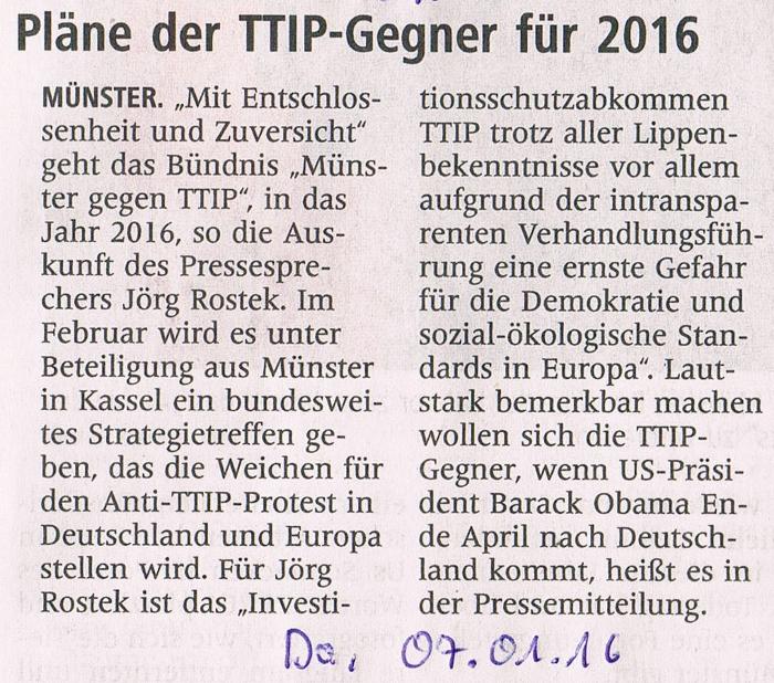 2016_01_07_WN_Pläne der TTIP_Gegner_fuer_2016