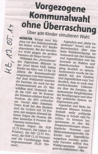 K1024_2014_05_13_MZ_Vorgezogene_Kommunalwahl_ohne_Ueberraschung