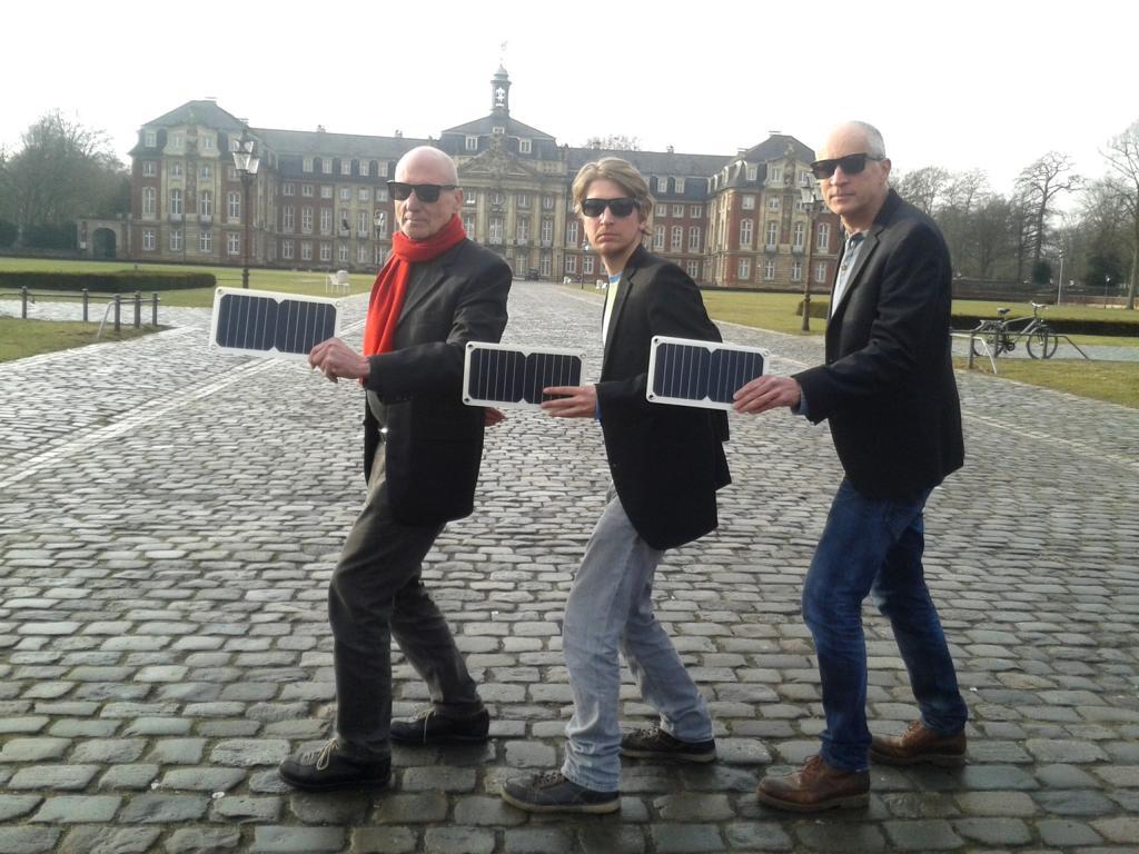 Peter Deininger, Jörg Rostek, Thomas Ricke