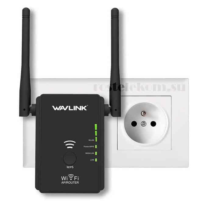 Zamena antenny routera