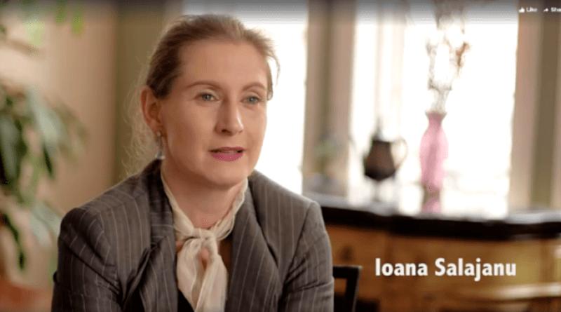 Ioana Sălăjanu - Imagini Foto și Video Avocat Ioana Sălăjanu Judecător în America