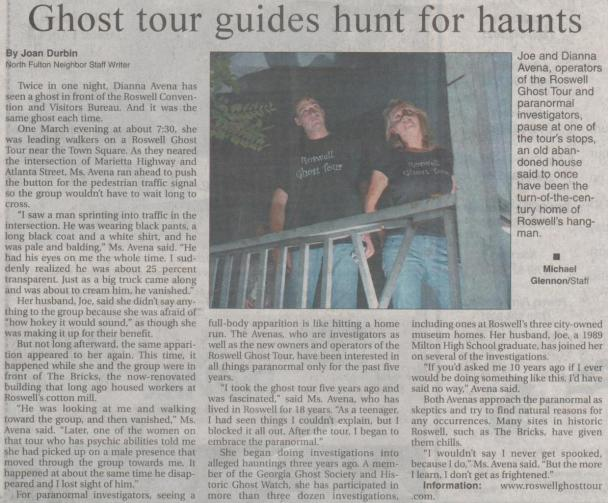 Media Page - Roswell Ghost Tour Roswell Ghost Tour