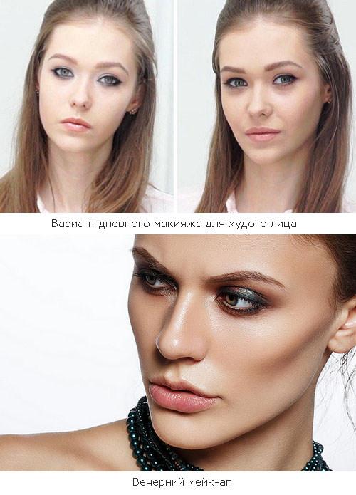 Как поправиться на лицо чтобы появились щечки в домашних условиях