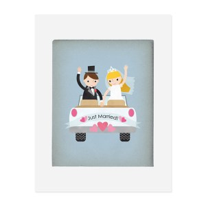 Custom Wedding Art Prints