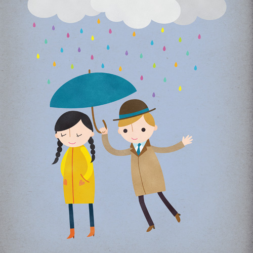 Rainy Day Love