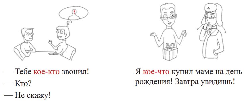 zaimki nieokreślone w języku rosyjskim