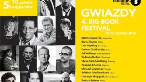 Rosyjscy pisarze na Big Book Festival 2016