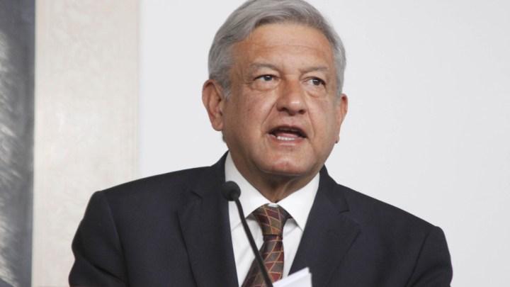 LA X EN LA FRENTE: La Carta de López Obrador