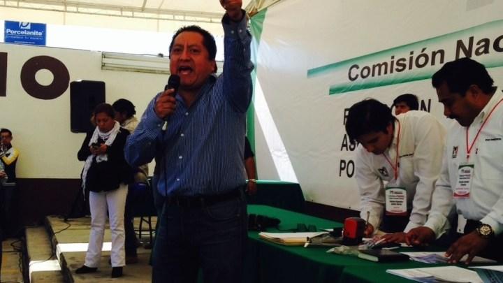 Crónica de los registros de candidatos: «Que no se equivoque el partido (PRI)…»