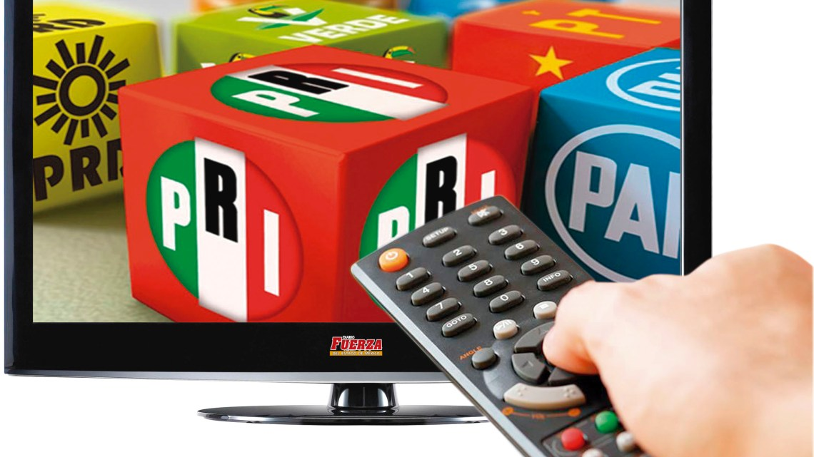 Propondrá Morena disminuir en 50% el uso de tiempos oficiales de partidos en radio y en televisión en época no electoral, precampañas y campañas: Delgado Carrillo