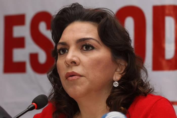 Elección de líder del PRI debe ser sin 'línea ni presiones': Ivonne Ortega