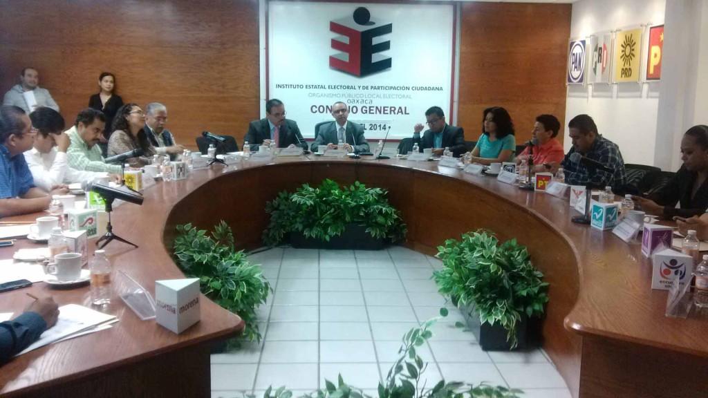 Sin otra opción, OPLE sesiona hoy para reponer procedimiento de constitución de nuevo partido local