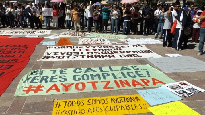 Caleidoscopio: Ayotzinapa: disputa por la verdad