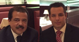 CRÓNICA POLÍTICA: Eviel y Alejandro, ¿otro choque de trenes?