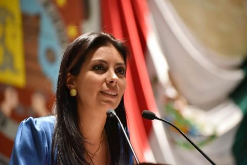Inclusión de la violencia política en la ley, un logro legislativo: Alejandra García Morlan