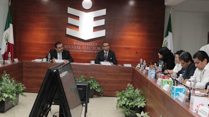 Este domingo, cómputo general para gobernador y diputados plurinominales: IEEPCO
